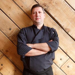 Кайнов Владимир - шеф-повар